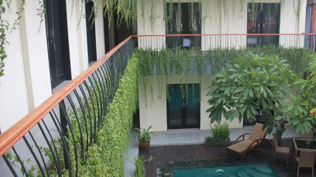 The Zuk Hotel Kuta - ホテルの外観
