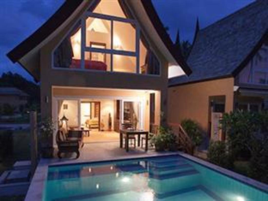 马里泳池别墅 (pool villa mali)