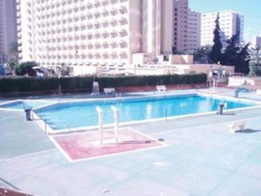 Aquarium ii apartment benidorm costa blanca spain - Swimming pool repairs costa blanca ...