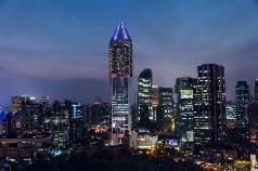 JW Marriott Hotel Shanghai at Tomorrow Square, Shanghai