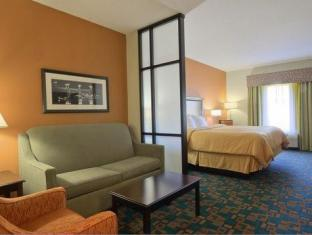 Comfort Suites Knoxville Knoxville (TN) - Suite Room
