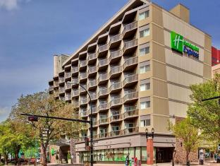 Holiday Inn Express Edmonton Downtown Hotel