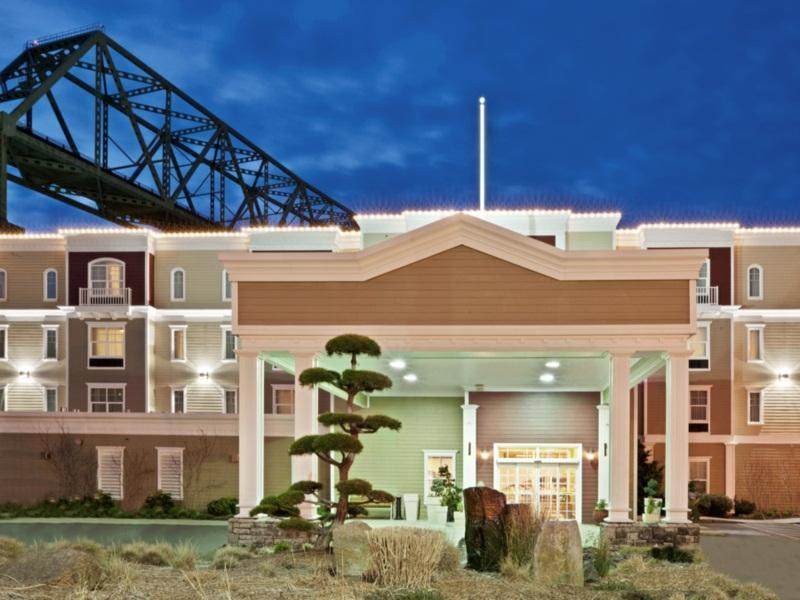 Holiday Inn Express Hotel Amp Suites Astoria Astoria Or