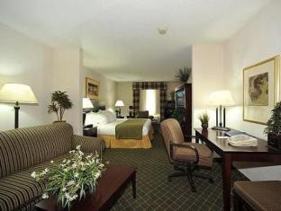 Holiday Inn Express Moberly - Missouri Hotel Moberly (MO) - Suite Room