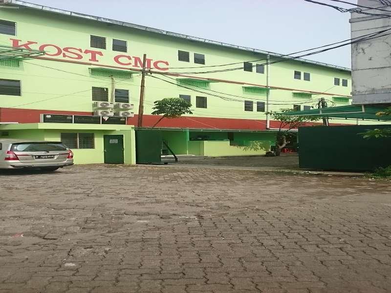 Hotel Kost CMC - Ruko Mutiara Centre Blok C 1-9 Jl. Dewi sartika RT.001 RW.010 Kel.Ciputat Kec. Ciputat - Tangerang