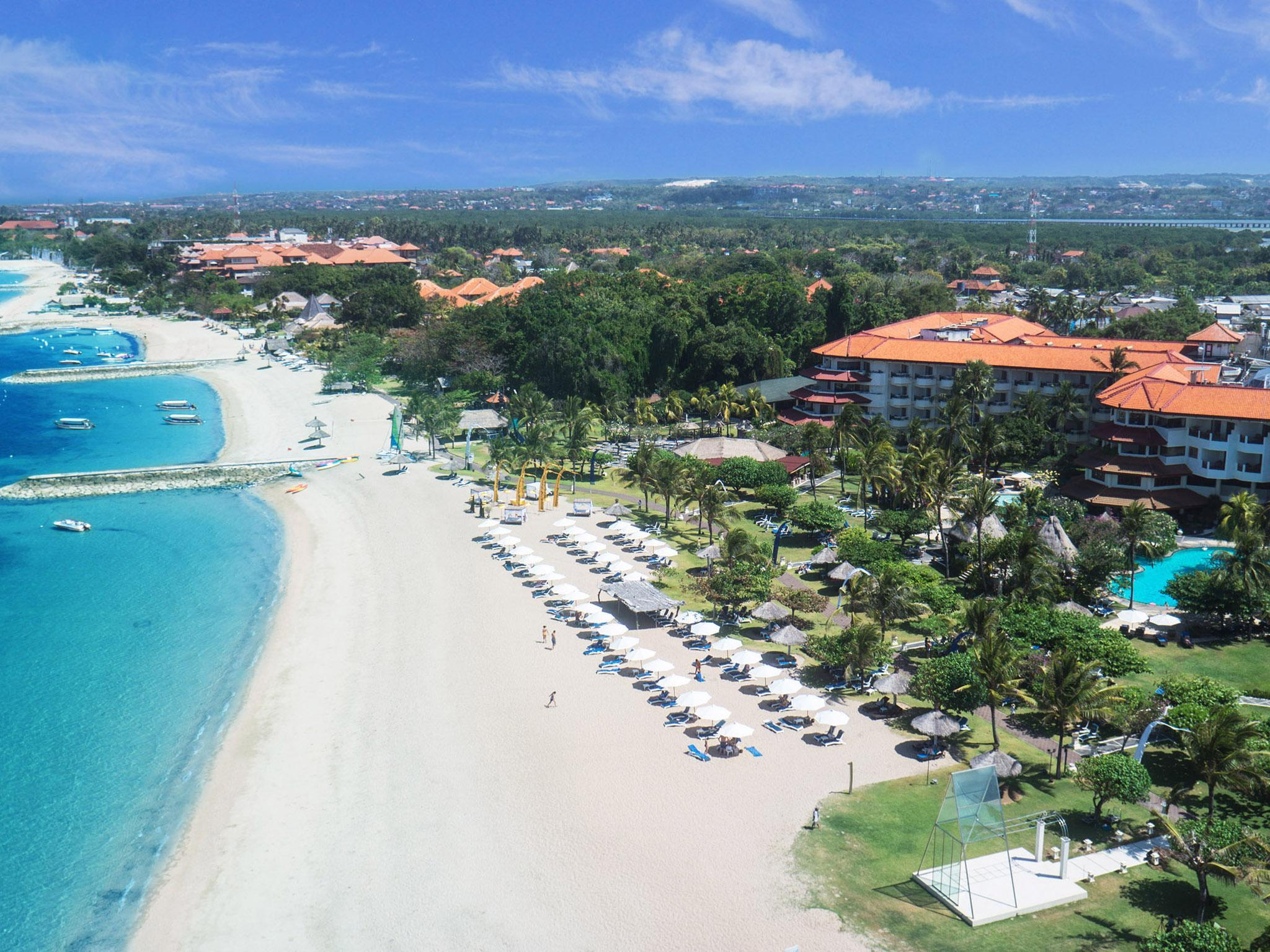 Grand Mirage Resort & Thalasso Bali0