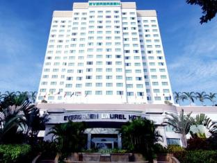Evergreen Laurel Hotel Penang - Utsiden av hotellet