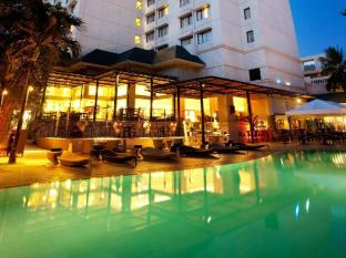 Cebu City Marriott Hotel grad Cebu  - Bazen
