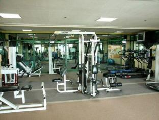 Grand Regal Hotel Davao Davao City - Fitneszterem