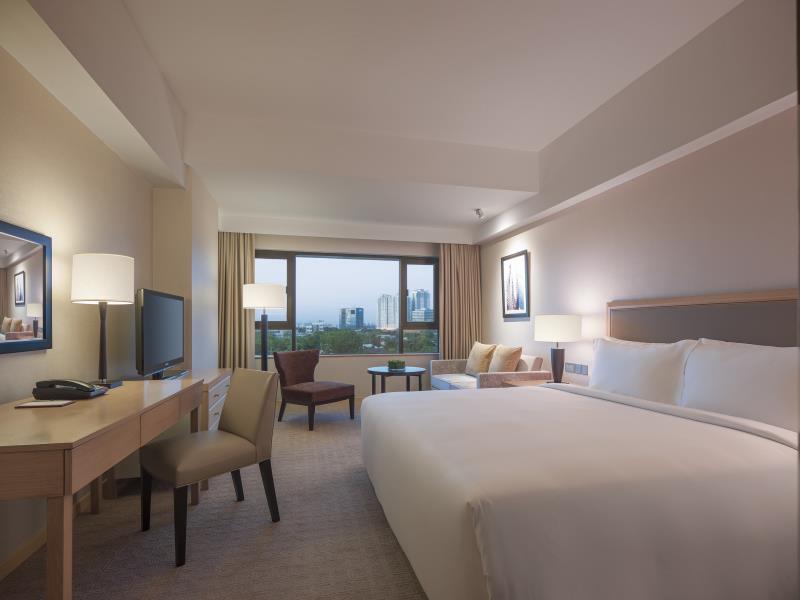 ニュー ワールド ホテル マカティ シティ (New World Hotel Makati City)