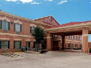 Comfort Suites Hotel in ➦ Mesquite (TX) ➦ accepts PayPal