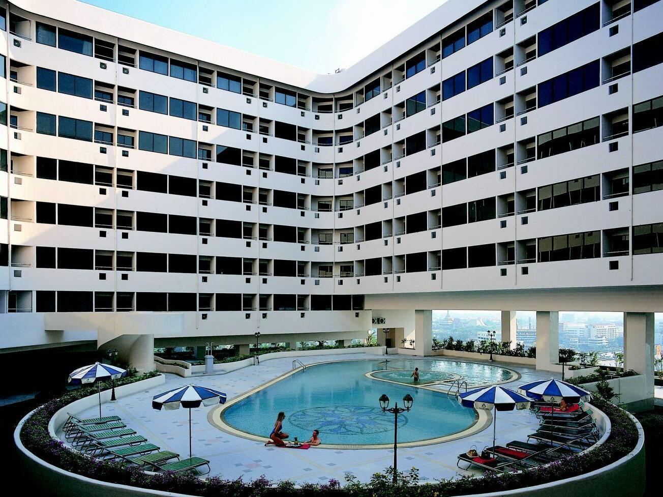 โรงแรมเอเชีย แอร์พอร์ท ดอนเมือง