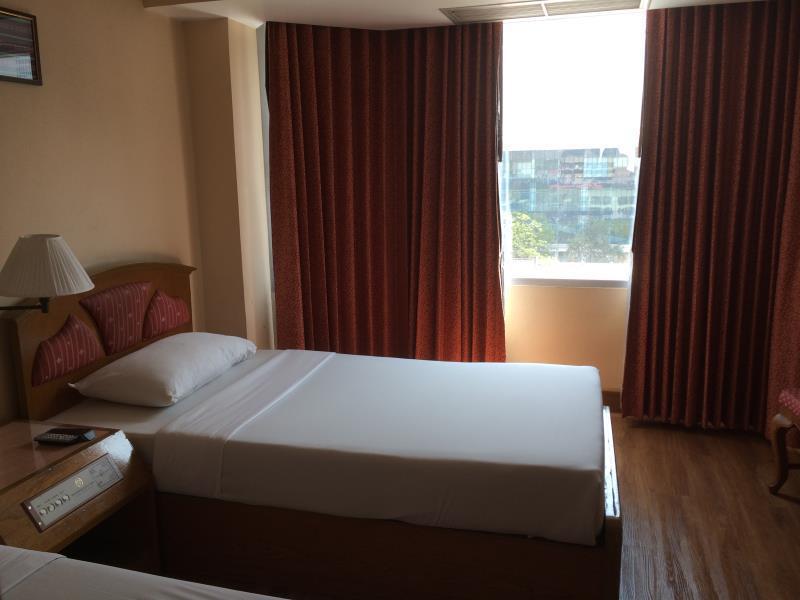 バンコク シティ イン ホテル(Bangkok City Inn Hotel)