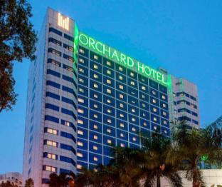 オーチャード ホテル シンガポール1