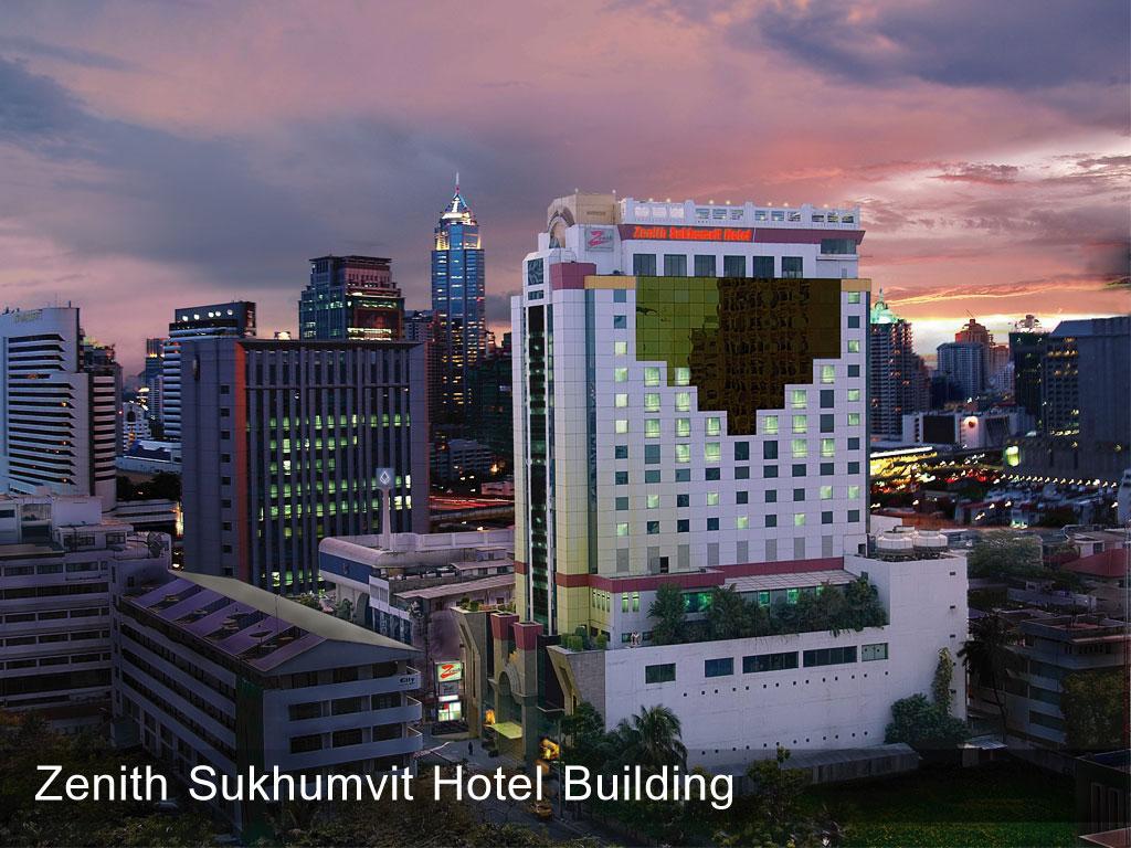 โรงแรมซีนิท สุขุมวิท