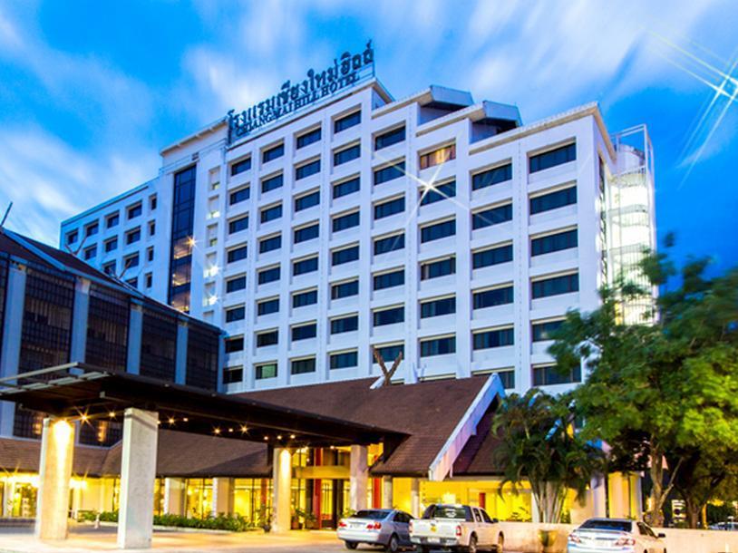 清迈希尔2000酒店,โรงแรมเชียงใหม่ ฮิลล์ 2000