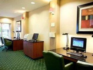 Courtyard by Marriott San Francisco Airport/Oyster Point Waterfront San Francisco (CA) - Business Center