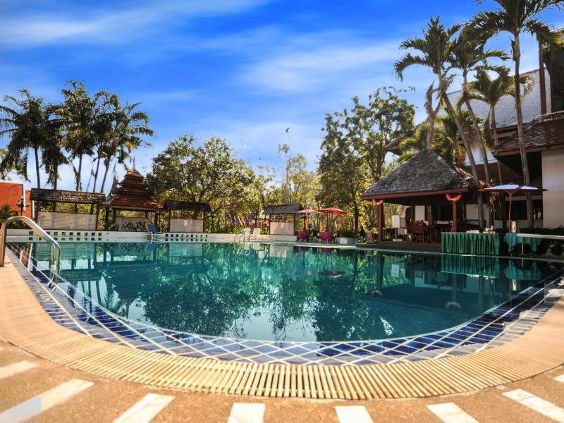 笋柏酒店度假村,สวนบัวโฮเทลแอนด์รีสอร์ท