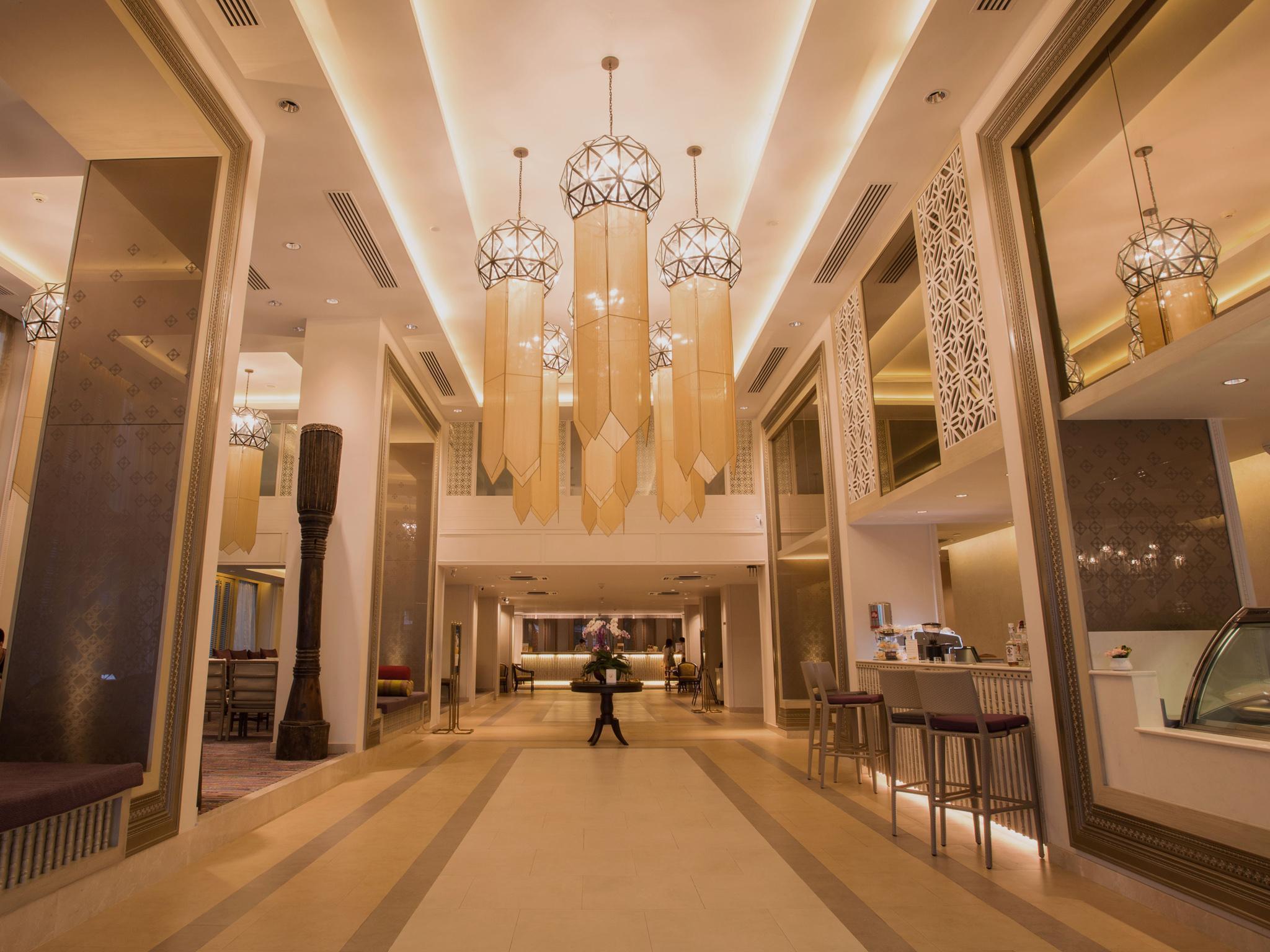 โรงแรมดุสิต ปริ้นเซส เชียงใหม่