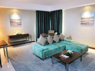 Howard Johnson Hotel Abu Dhabi - Suite apartment