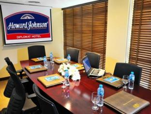 Howard Johnson Hotel Abu Dhabi - Meeting Room