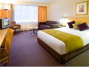 Distinction Palmerston North Hotel & Conference Centre Palmerston North - Queen Room