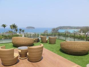 Sugar Palm Grand Hillside Hotel Phuket - 7th HEAVEN Sky Bar & Restaurant