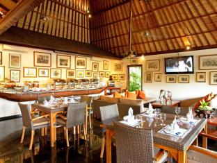 Elephant Safari Park Lodge Hotel Bali - Restaurant