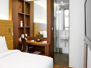 サチャズ ホテル ウノ Sacha's Hotel Uno