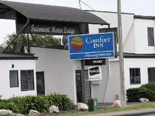 Comfort Inn Fairmont PayPal Hotel Hastings