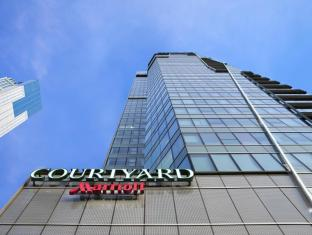Courtyard By Marriott Hong Kong Hotel Хонконг - Фасада на хотела