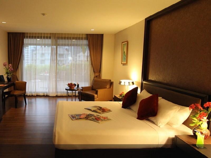 โรงแรมเดอะ ดาวิน กรุงเทพฯ