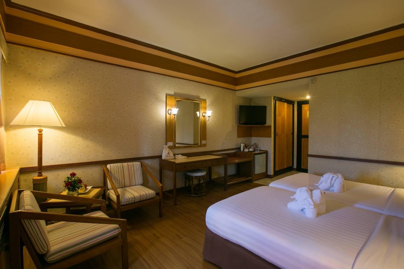 โรงแรมเอเชีย พัทยา บีช