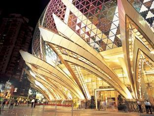Grand Lisboa Hotel Macau - Hotel Entrance
