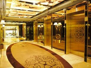 Grand Lisboa Hotel Macau - Elevator to rooms
