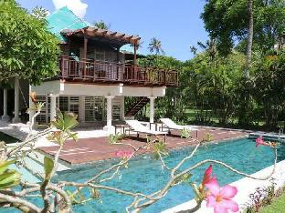 Exotic Beach Villa Alamanda