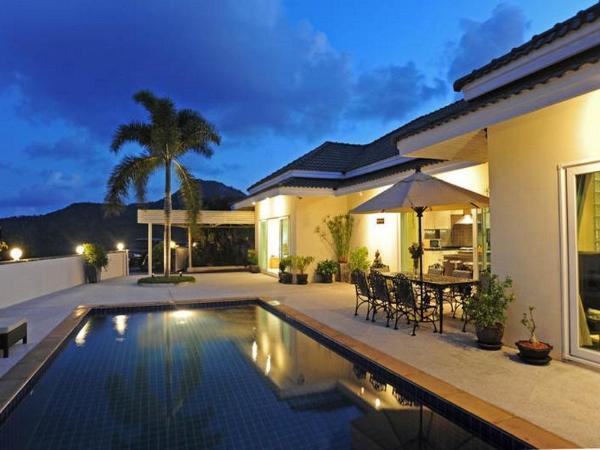 泰国苏梅岛塔湾之家别墅(Villa Baan Tawan) 泰国旅游 第1张