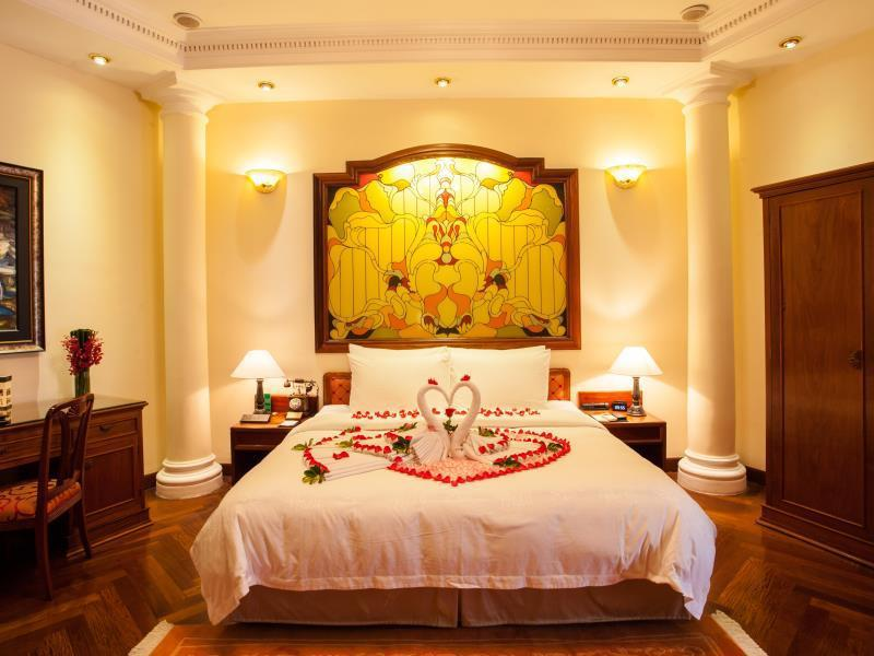 マジェスティック ホテル(Majestic Hotel Saigon)