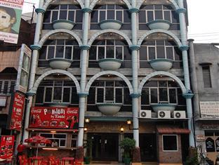 Hotel Sun City Towers Амритсар