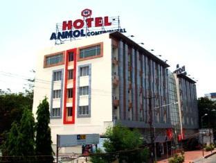 Hotel Anmol Continental Hyderabad