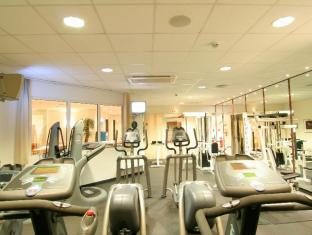 Crowne Plaza Berlin City Centre Nurnberger Hotel Berlin - Fitness Room