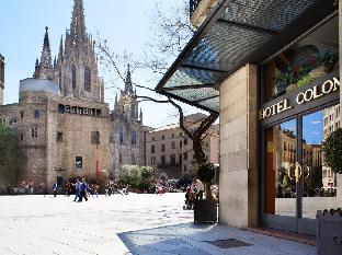 Colon Hotel PayPal Hotel Barcelona