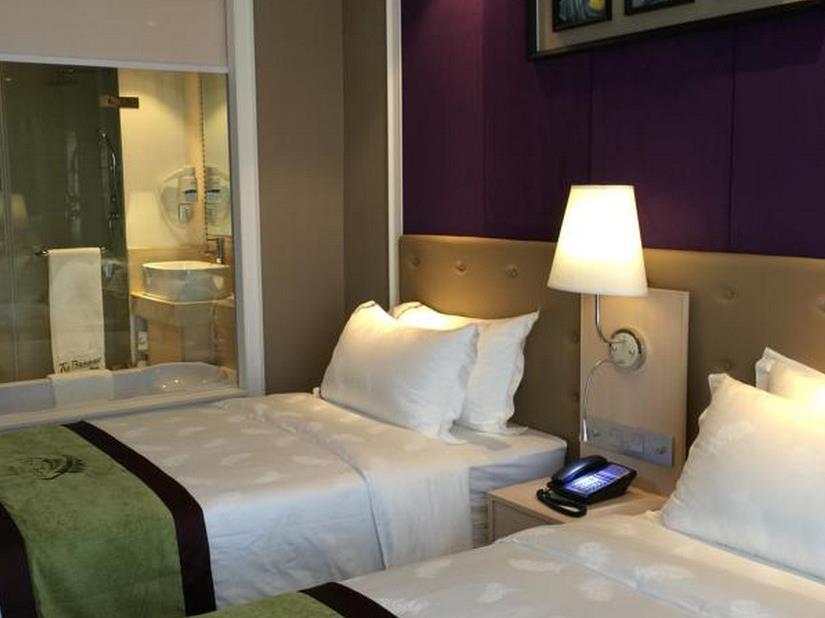 集市酒店,โรงแรมเดอะ บาซาร์
