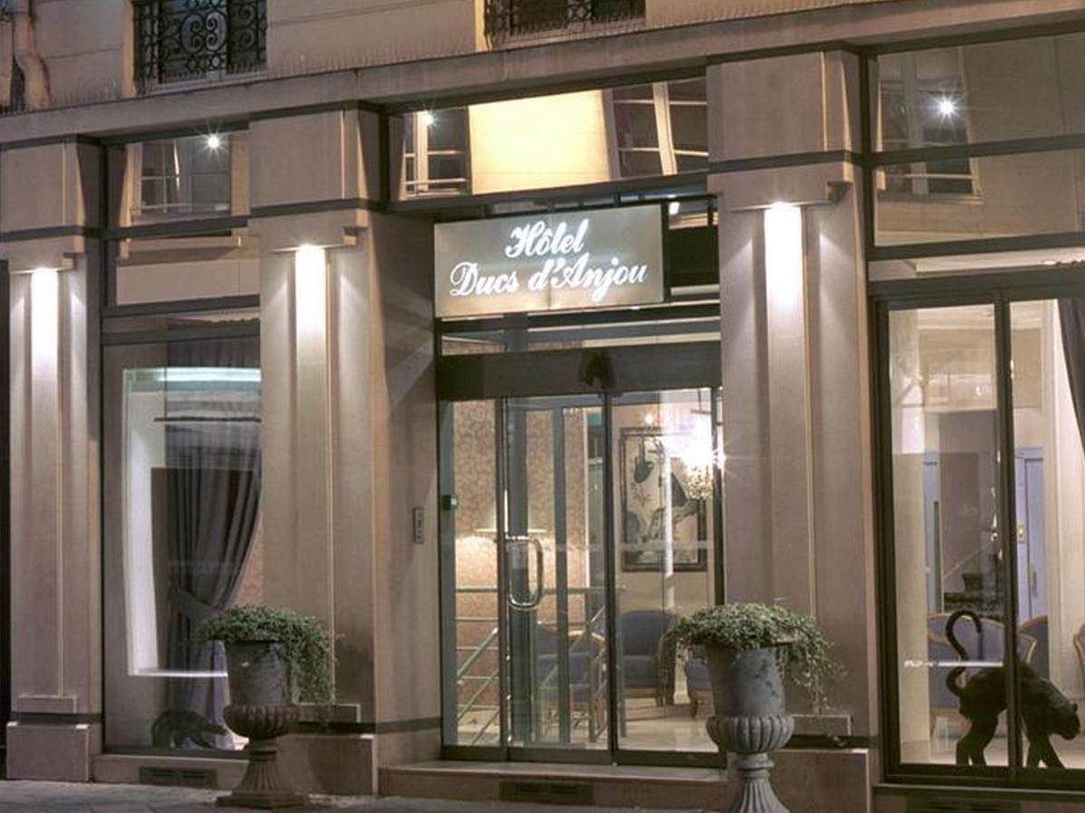 hotel des ducs d'anjou ::