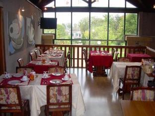 Logis Hotel Du Domaine De Champlong Villerest - Nhà hàng