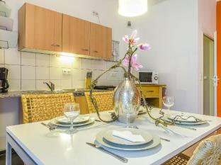 Hotel 1A Apartment Berlin Berlin - Dapur