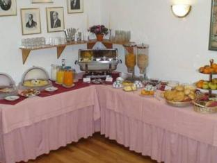 Gold Hotel am Wismarplatz Berlim - Buffet