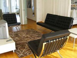 Pfefferbett Apartments Potsdamer Platz Berlim - Quarto Suite
