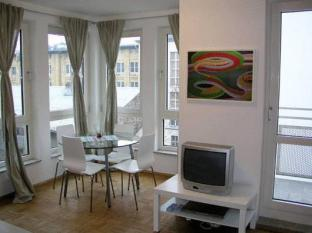 Pfefferbett Apartments Potsdamer Platz Berlino - Suite