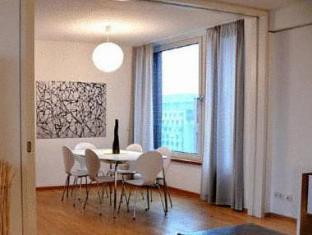 Pfefferbett Apartments Potsdamer Platz Berlino - Interno dell'Hotel